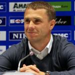 Сергей Ребров