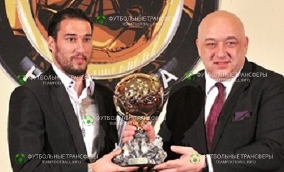 Ивелин Попов - футболист года в Болгарии
