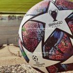 официальный мяч финала Лиги чемпионов сезона 2019-2020