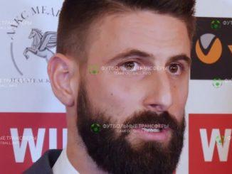 Димитр Илиев - футболист №1 Болгарии в 2020 году
